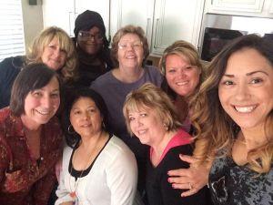 Women's Small Group Hospitality Team
