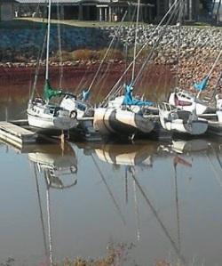 Lake Hefner Boats
