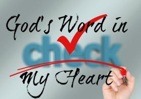 God's Word My Heart