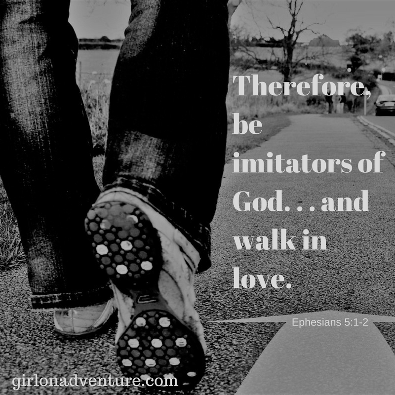 Be Imitators of God.
