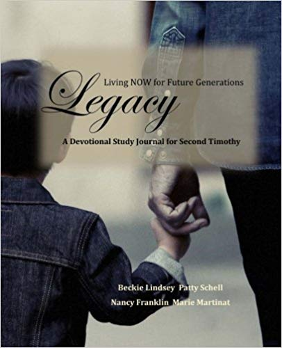 https://www.amazon.com/Legacy-Living-NOW-Future-Generations/dp/1719224455
