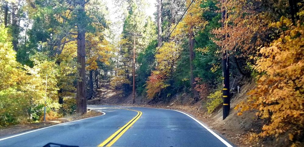Sunday drive San Berdoo Mts
